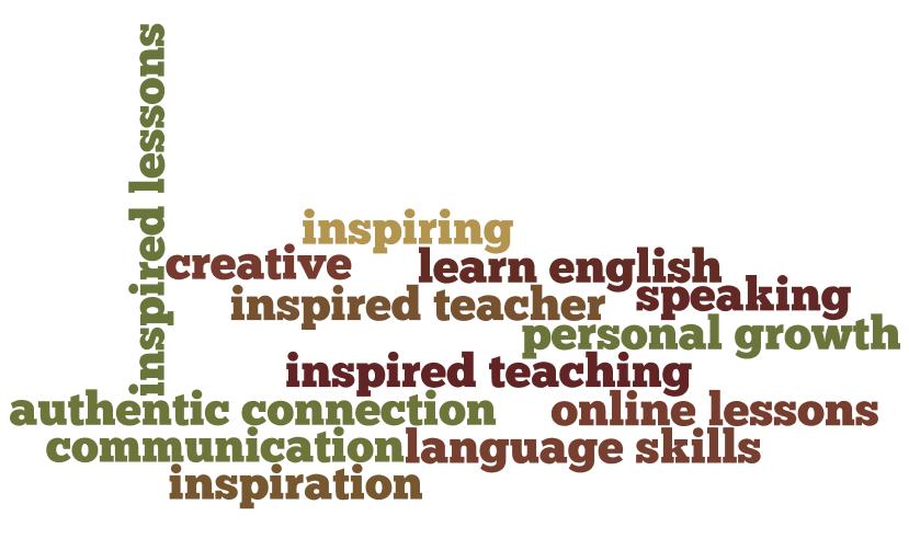 Inspired English Teaching